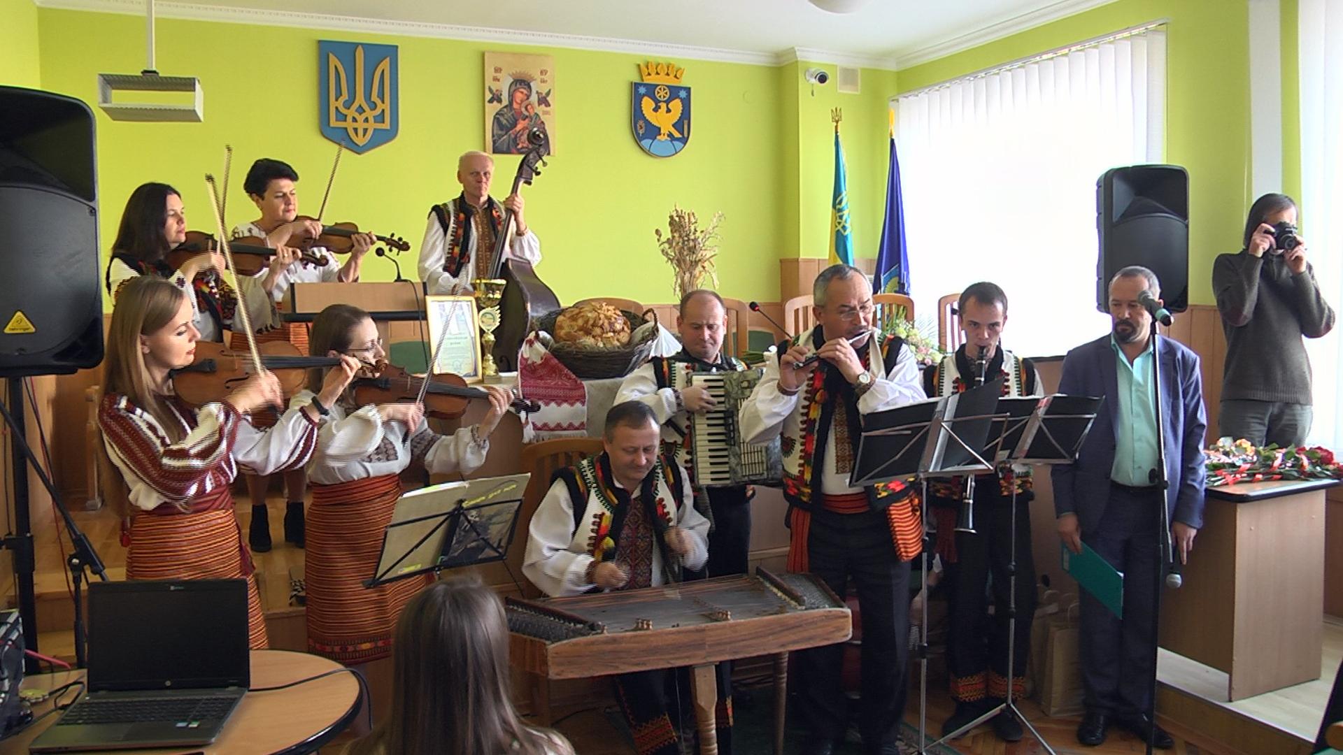 Аграрії Коломийщини відзначили професійне свято (відеосюжет)