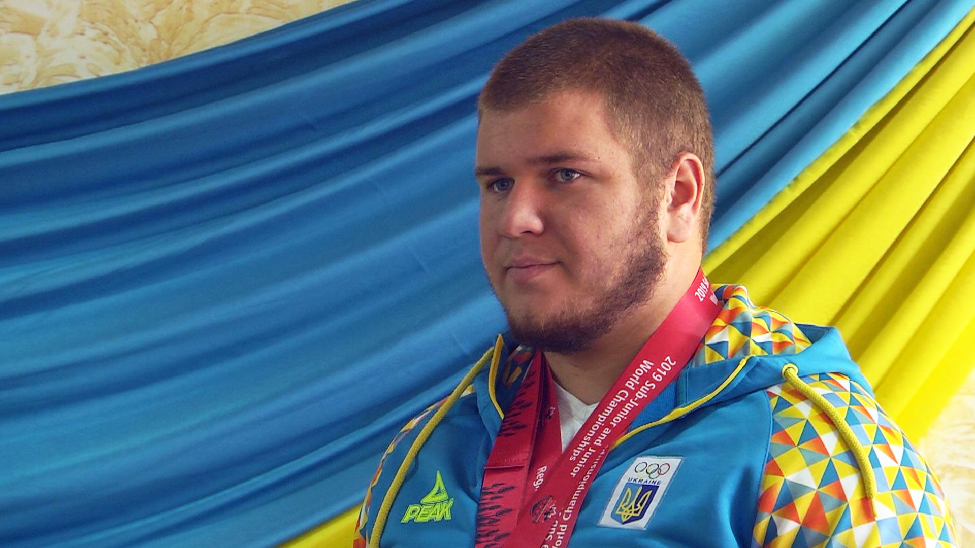 Коломиянин став чемпіоном світу з пауерліфтингу (відеосюжет)