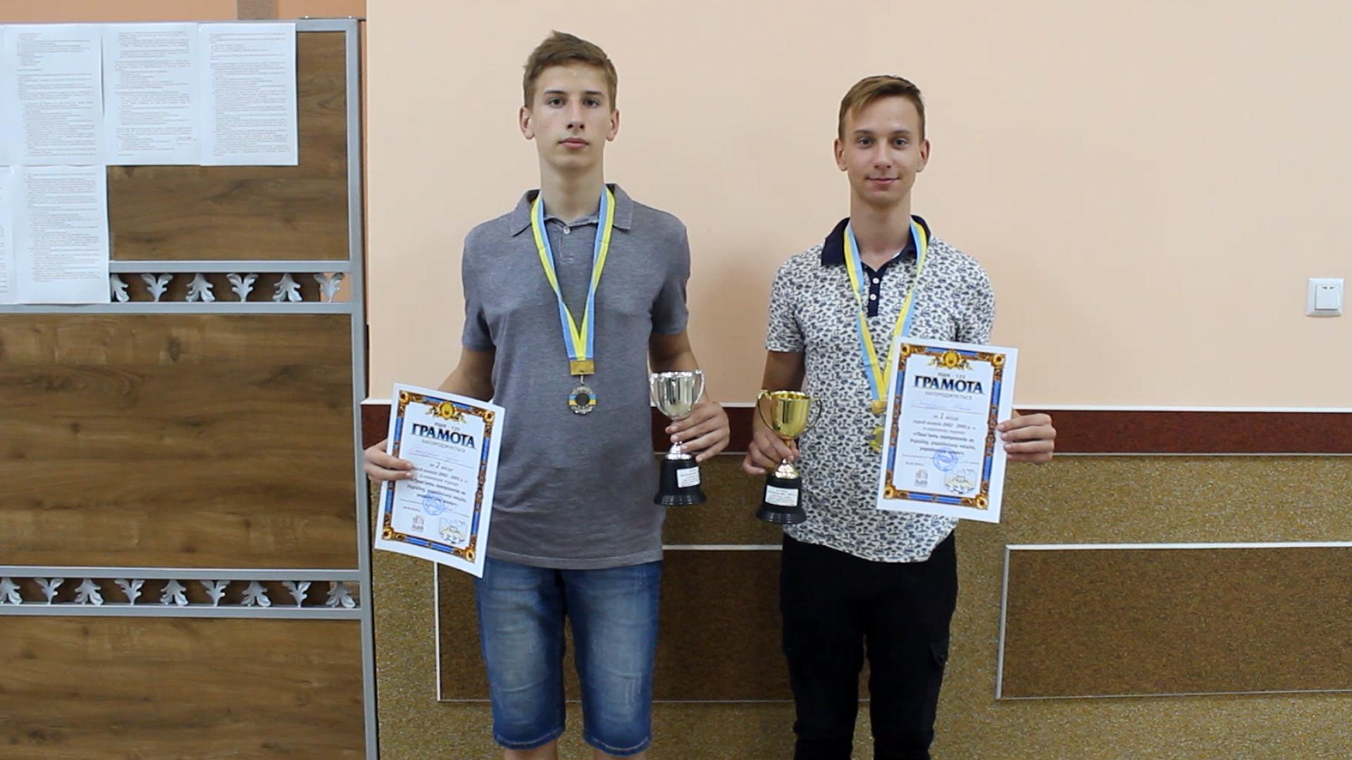 Коломияни - переможці Всеукраїнського турніру з шахів (відеосюжет)