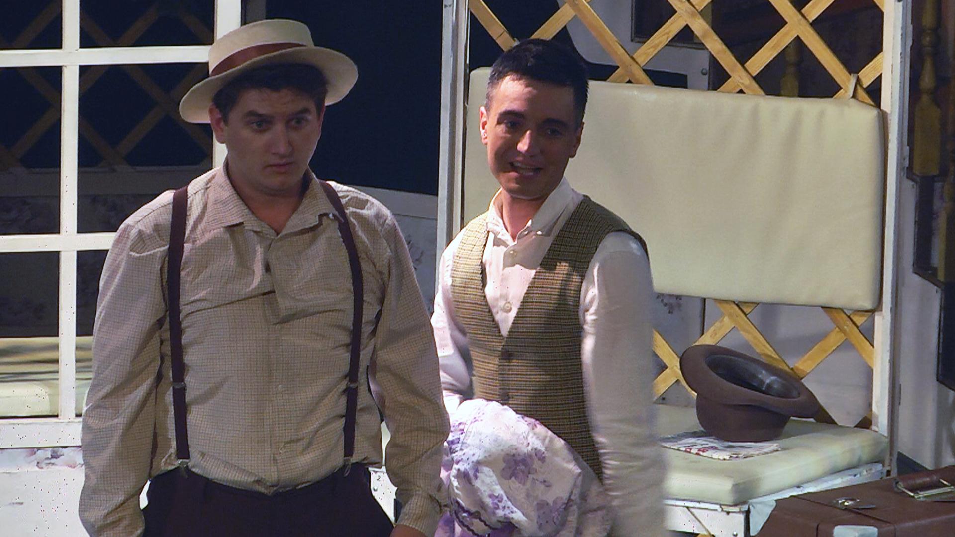 У Коломиї триває театральний фестиваль (відеосюжет)