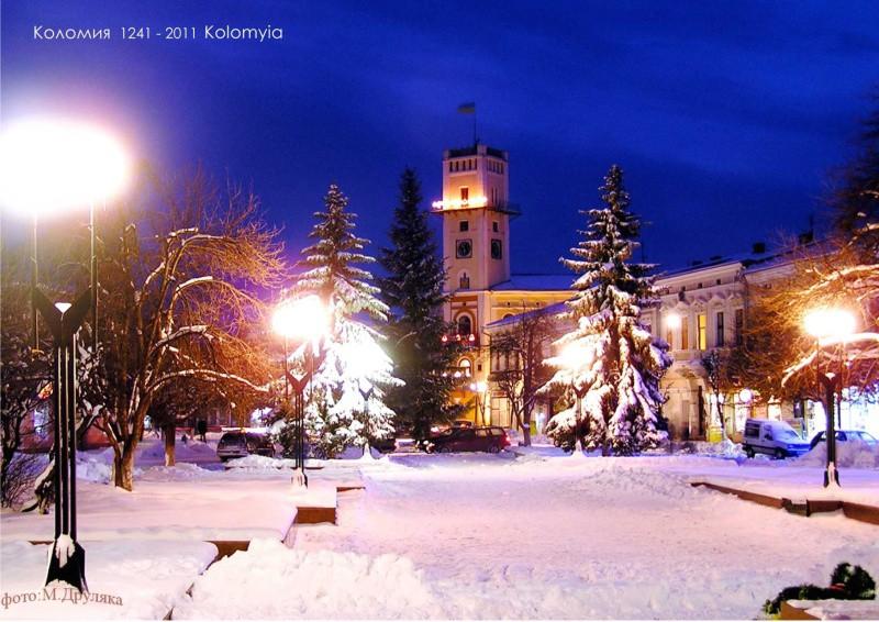 Встолиці сьогодні можливі снігові замети