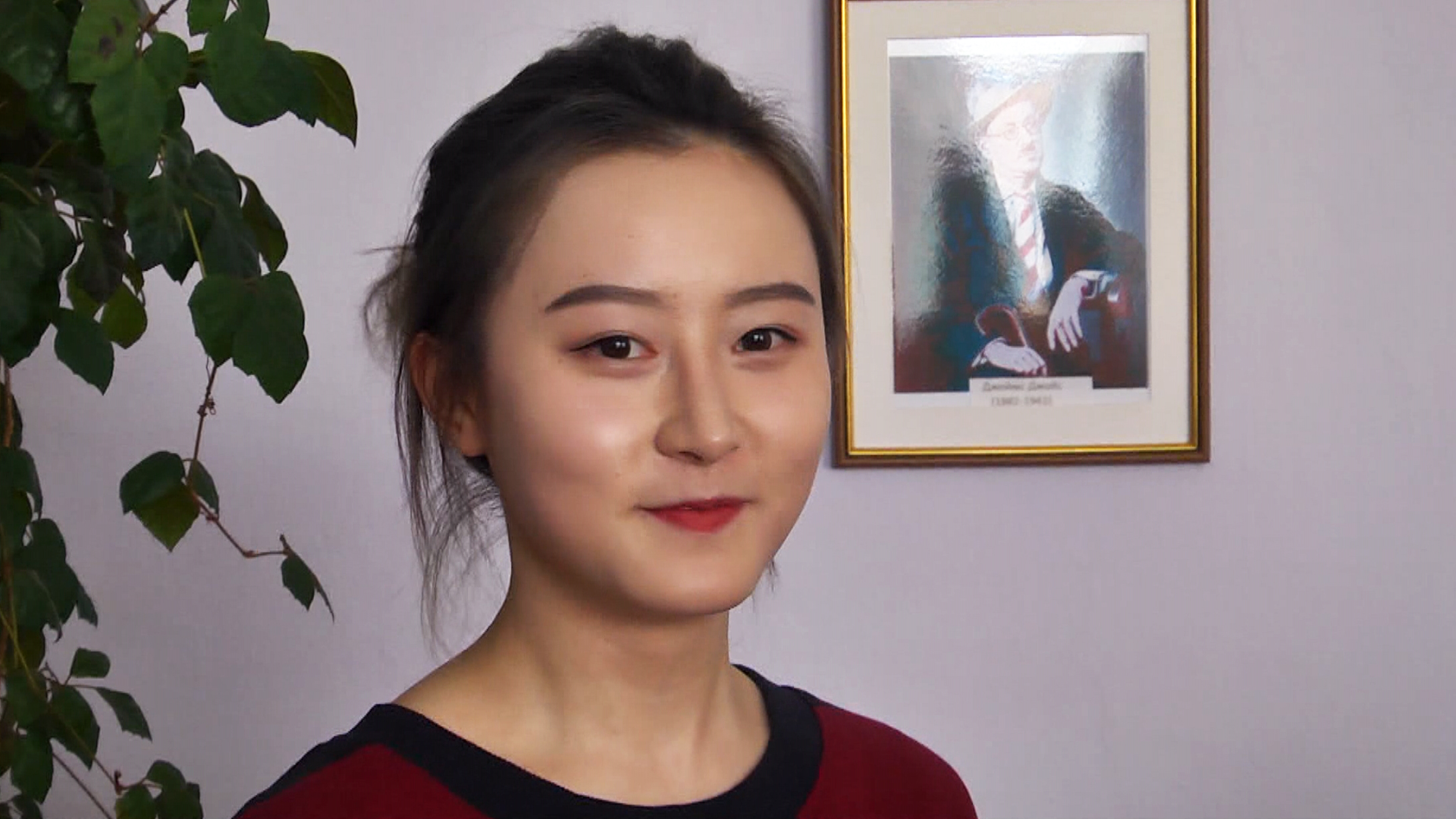 На Прикарпатті гостює волонтерка з Китаю (відеосюжет)