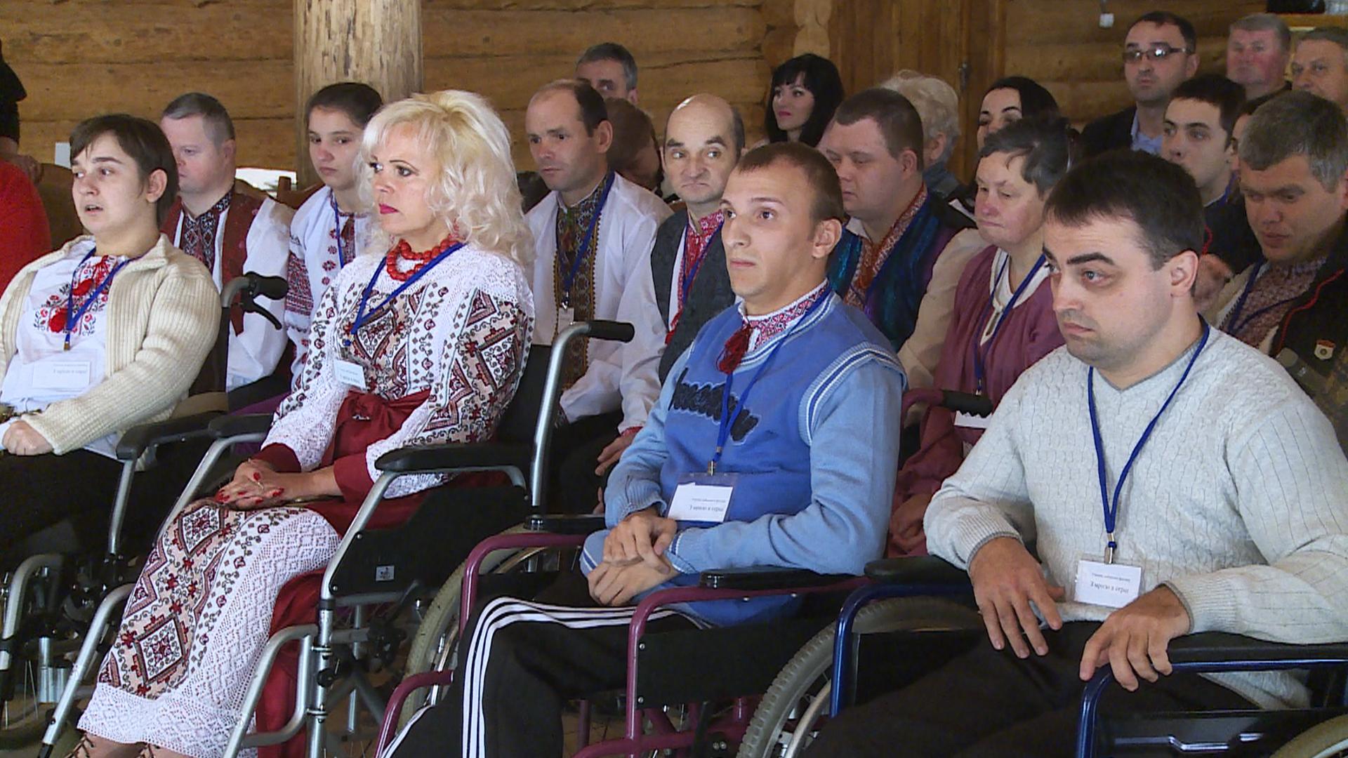 """Результат пошуку зображень за запитом """"У Коломиї відбувся фестиваль для людей з інвалідністю"""""""