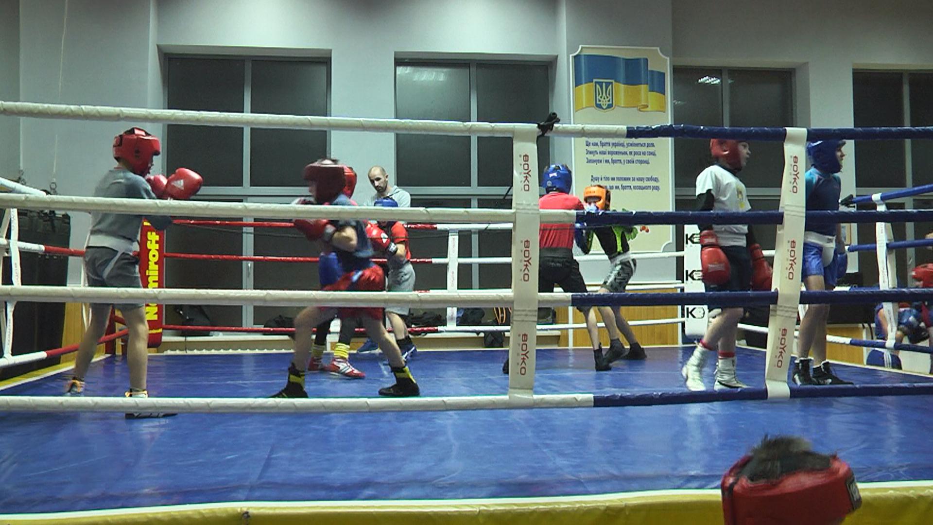 У Коломиї відбудеться турнір сильніших боксерів (відеосюжет)