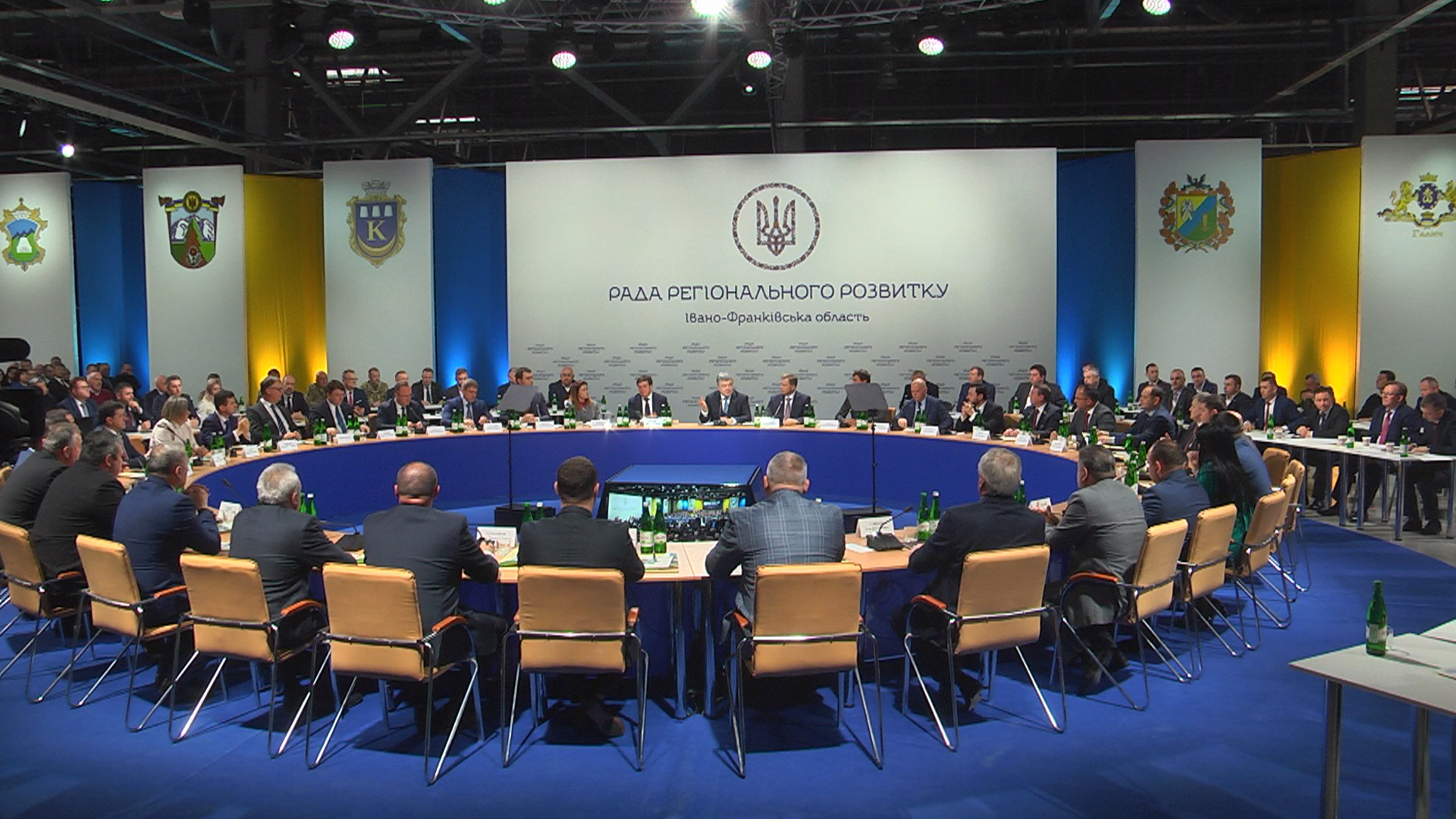 У Коломиї формували майбутній план розвитку Івано-Франківщини (відеосюжет)
