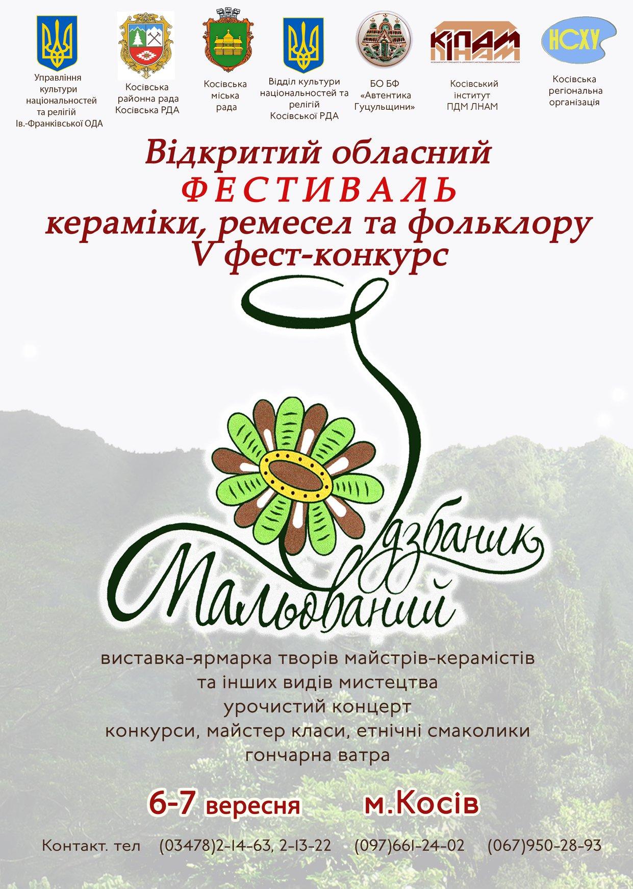 Косівська кераміка увійде до списку Юнеско