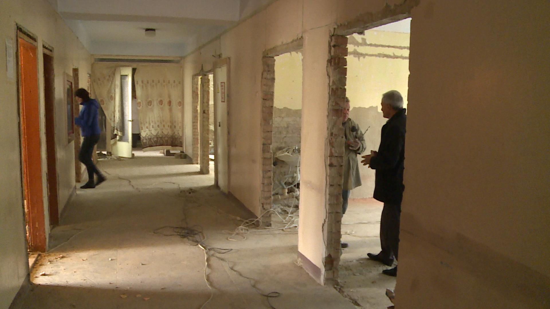 У Коломийській ЦРЛ триває активний ремонт (відеосюжет)