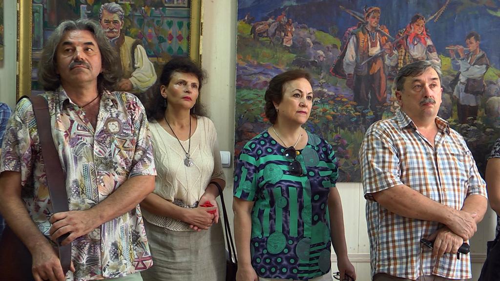 У Коломиї відзначили 100-річчя від дня народження відомого художника (відеосюжет)