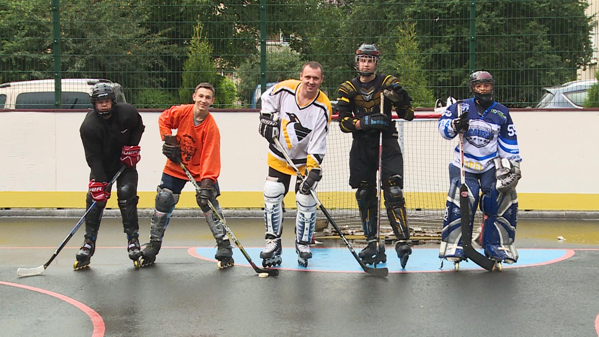 У Коломиї запрацював хокейний гурток (відео)