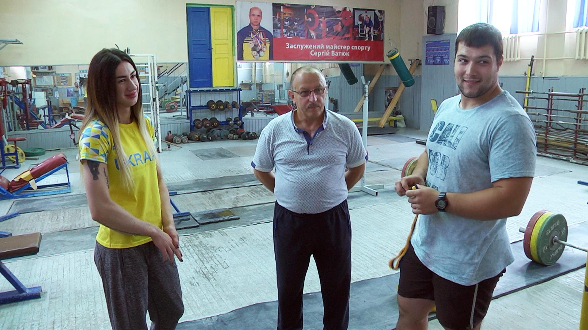 Коломия має чемпіонку України та бронзового призера з важкої атлетики (відео)