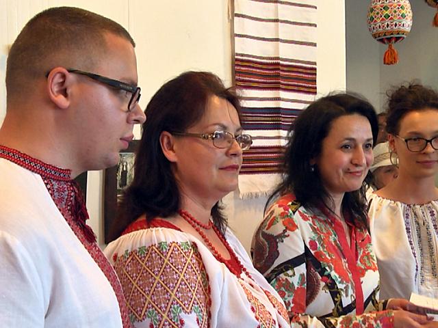 У Коломиї експонують виставку приватної колекції румунсько-української родини (відео)