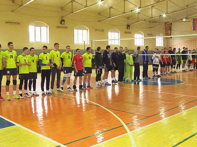 Коломияни стали переможцями чемпіонату Івано-Франківщини з волейболу (відеосюжет)
