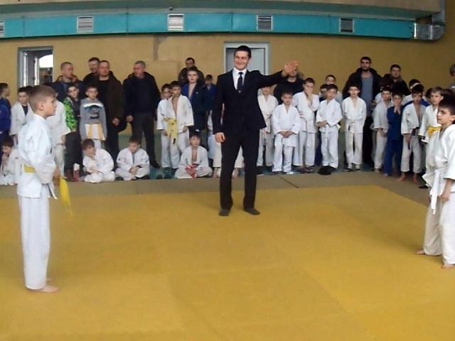 У Калуші пройшов Всеукраїнський турнір з боротьби дзюдо (відео)