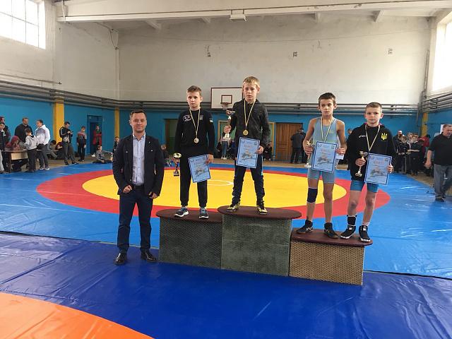 Борці з Прикарпаття стали призерами Всеукраїнських змагань (відеосюжет)