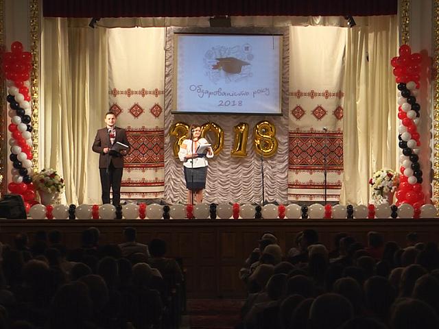Коломийські школярі отримали 100 тисяч гривень за здобутки у навчанні (відеорепортаж)